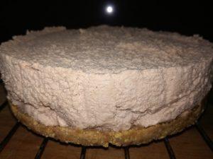 Togliere dalla tortiera -Torta mousse