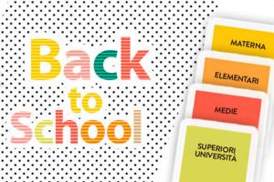 1) Come organizzare il rientro a scuola
