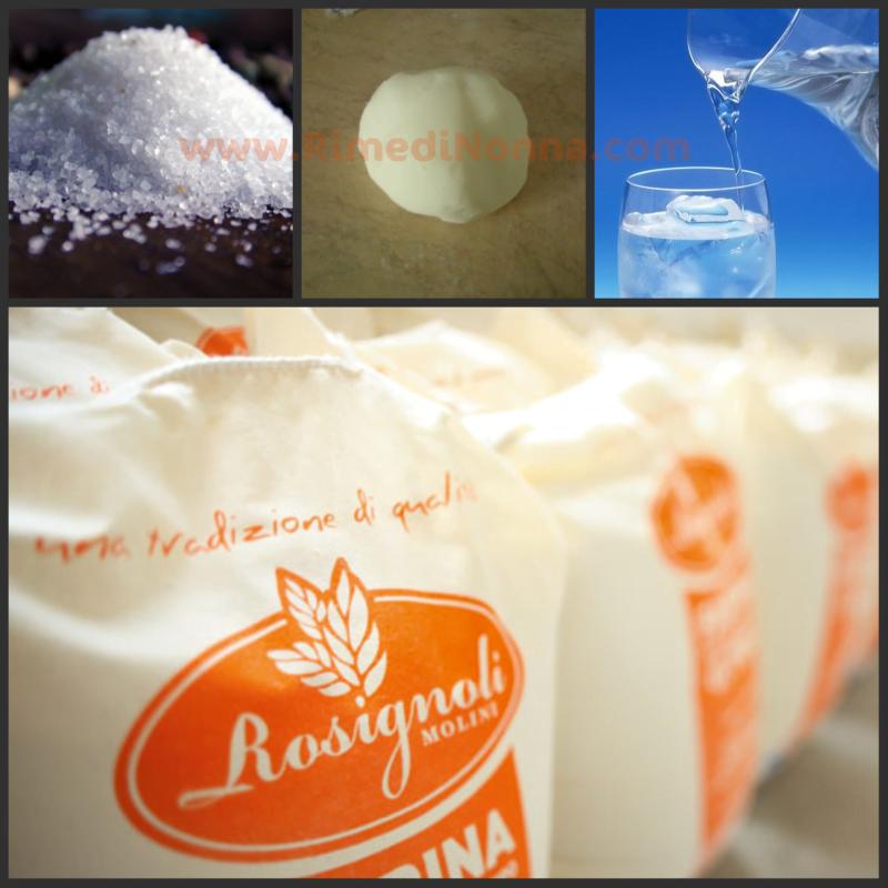 La Pasta di Sale: Istruzioni per l'Uso, Tempi Modi di Cottura e Ricette