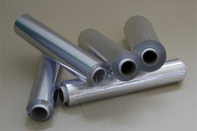 Rotolo d'alluminio