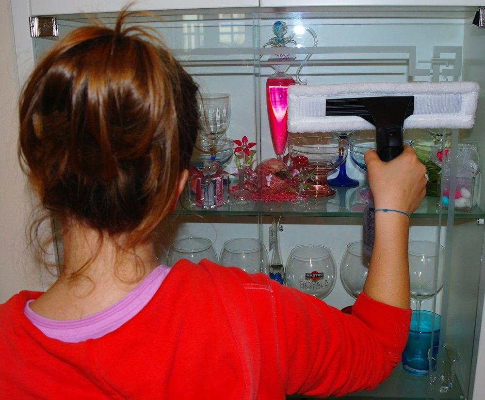 Il primo test della nonna l 39 aspiragocce per la pulizia dei vetri rimedi della nonna - Pulizia vetri finestre ...