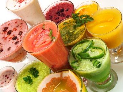 Succhi di Frutta fai da te
