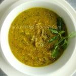 Zuppa di cipolle alla Persiana