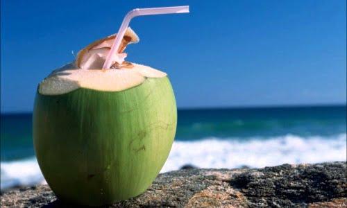 bere acqua di cocco fa bene alla salute