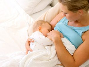 allattamento della mamma latte