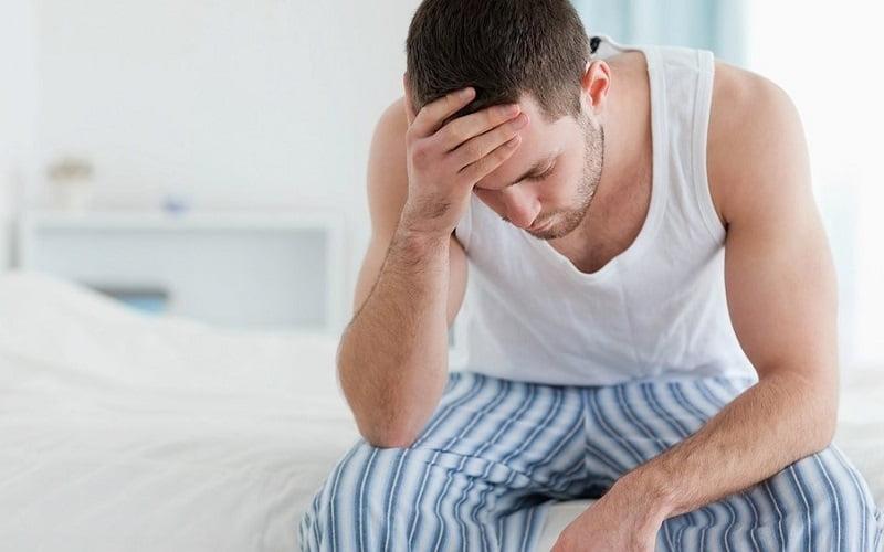 iniziare a fermare il pene erezione mattutina in età adulta