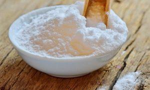 un rimedio contro l'acidità di stomaco? Il bicarbonato!
