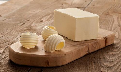 burro alla curcuma