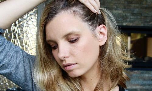 caduta dei capelli in gravidanza, ecco come fare