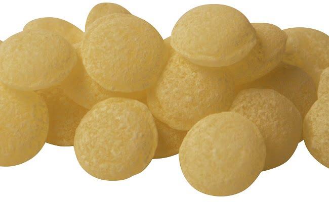 Caramelle medicinali fatte in casa per mal di gola e mal di stomaco
