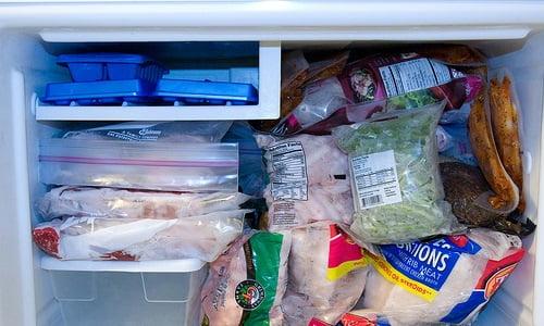 Sapete come conservare gli alimenti nel freezer? Ve lo spiega la Nonna!