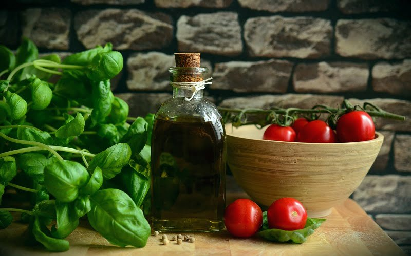 Conservare gli alimenti in casa