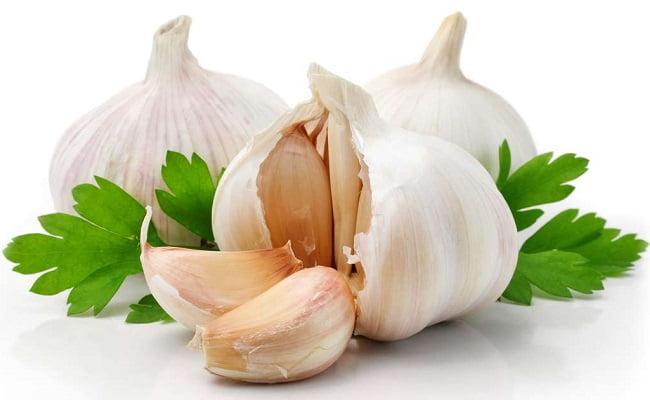 cura all'aglio per i linfonodi gonfi