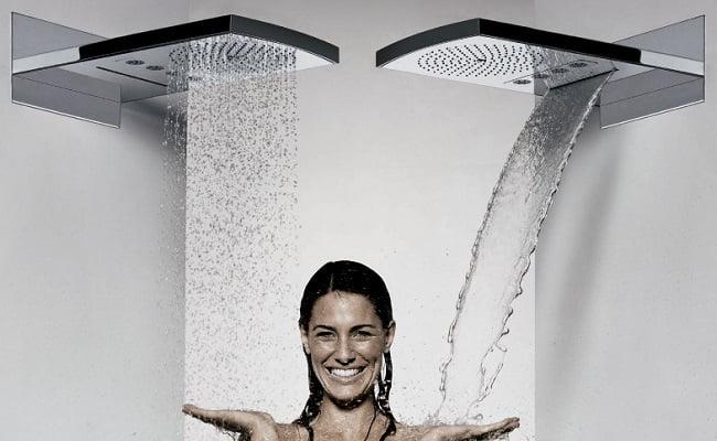 Alcuni semplici trucchi per aumentare la pressione del diffusore della doccia