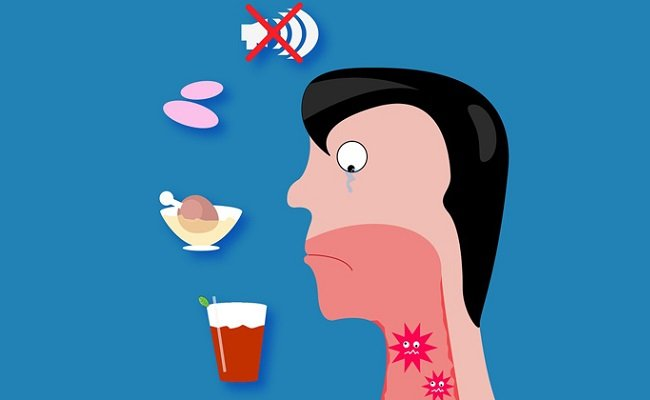 Come trattare la faringite con i rimedi naturali