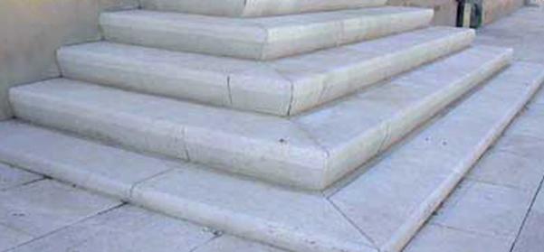 La nonna risponde come pulire scalini di marmo rimedi for Scale esterne in marmo