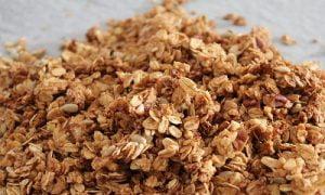 ricetta della granola fatta in casa