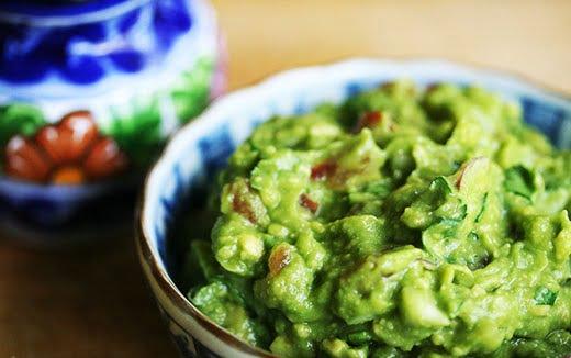 Il guacamole, la ricetta più famosa a base di avocado