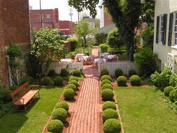 Come fare un giardino perfetto affidandovi ad un team di specialisti?