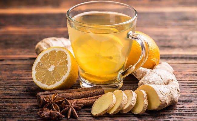 lo zenzero è un ottimo rimedio della nonna contro raffreddore e influenza!