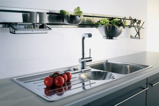 Rimedi naturali per la pulizia dei lavelli in acciaio inox - Rimedi della Nonna