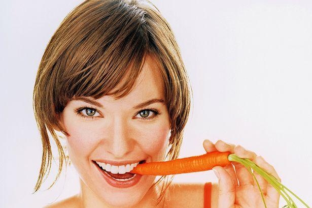 mangiare carote