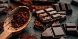 mangiare cioccolata
