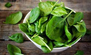 Vi state ancora chiedendo se gli spinaci fanno bene?