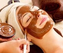maschera di bellezza al cioccolato