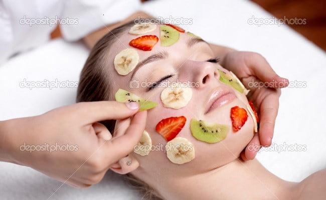 maschere di bellezza alla frutta