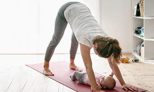 l'esercizio fisico è la chiave per perdere peso dopo la gravidanza