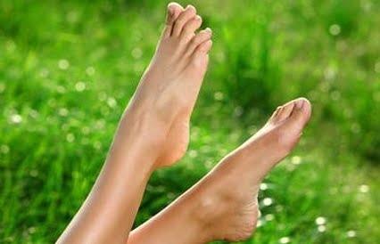 piedi germi cellule rimedi nonna