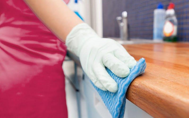 Prodotti naturali per la pulizia della casa