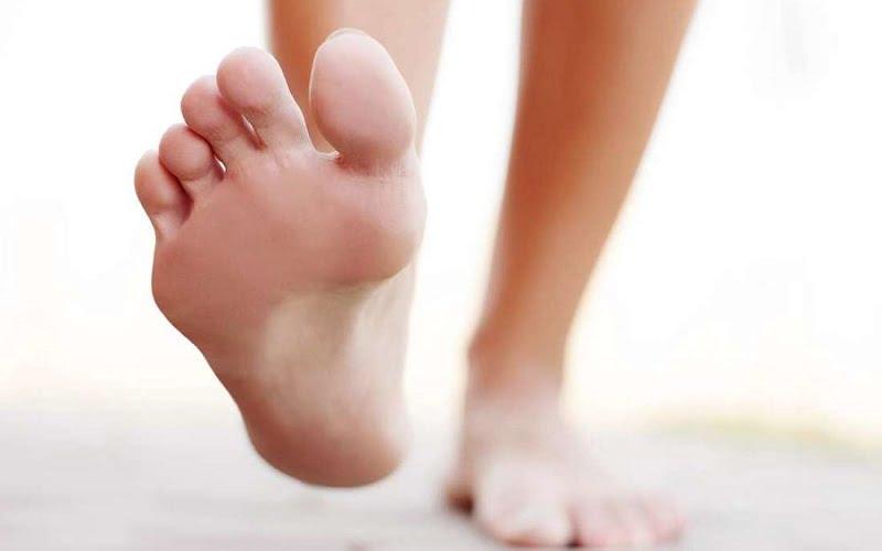 Come avere piedi perfetti