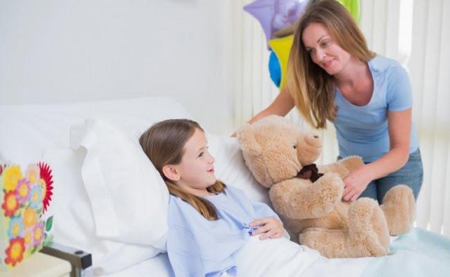 Rimedi naturali contro il vomito dei bambini