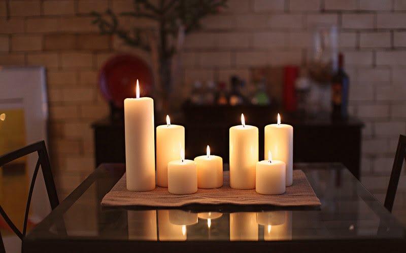 Rimedi della Nonna per pulire la cera delle candele