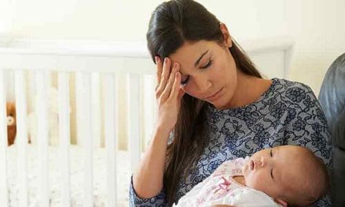 come combattere la depressione post parto con i rimedi della nonna