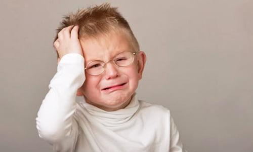 Anche il vostro bambino è triste quando gli compaiono fastidiosi eczemi? Ecco come farli sparire!
