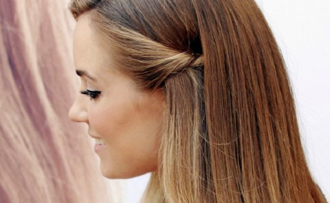 Maschera per capelli con olio karite