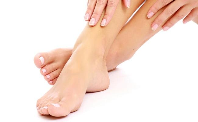 Le cure della Nonna per il dolore del piede