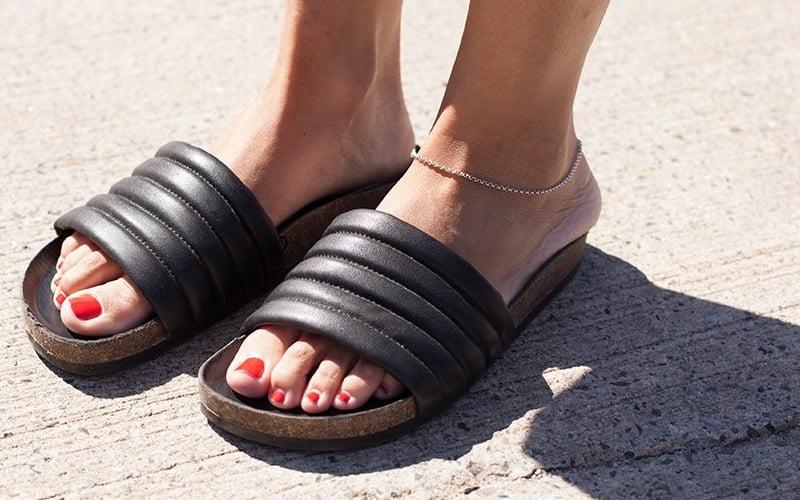 Rimedi della Nonna per la distorsione alla caviglia