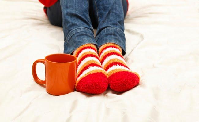 Rimedi della Nonna contro i piedi freddi