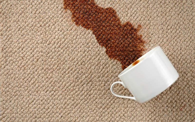 macchie sui tappeti