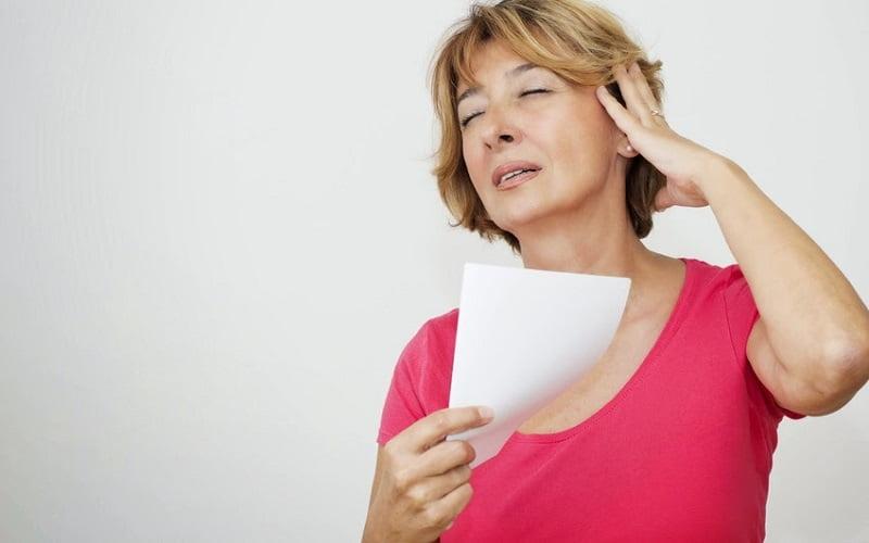 Rimedi della Nonna per caldane e vampate di calore in menopausa