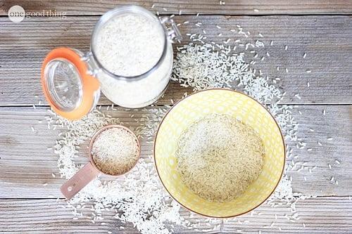 trattamenti cosmetici naturali al riso
