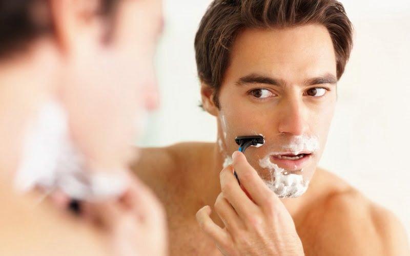 Schiuma da barba fai da te
