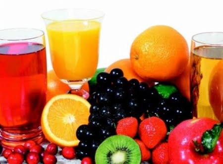 Succhi di Frutta ad alto contenuto di Vitamina C