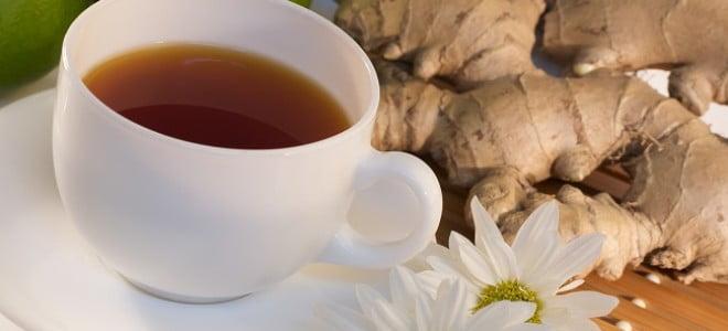 Ricetta della Nonna per il tè allo zenzero