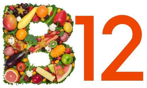 sintomi di una carenza di vitamina B12